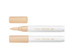 Pastel Orange Fine Pilot Pintor Paint Marker